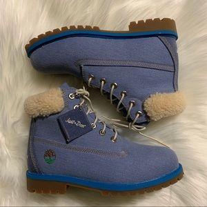Timberland Just Don Boots Mens Sz 7/ EU 40